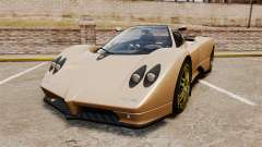 Pagani Zonda C12S Roadster 2001 v1.1