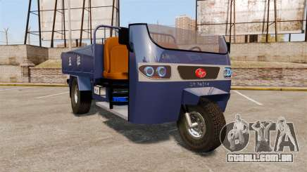 Agrícola triciclo para GTA 4