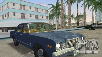 Dodge Aspen 1979 para GTA Vice City