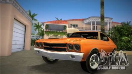 Chevrolet Chevelle SS para GTA Vice City