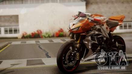 Kawasaki Z1000 2014 para GTA San Andreas
