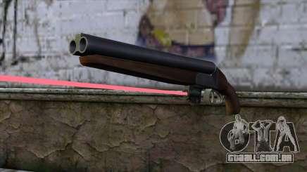 Sangrar com mira a laser para GTA San Andreas