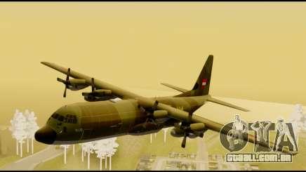 C-130 Hercules Indonesia Air Force para GTA San Andreas