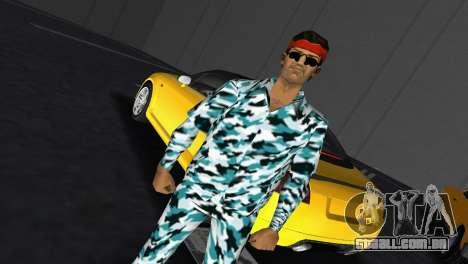 Camo Skin 10 para GTA Vice City terceira tela