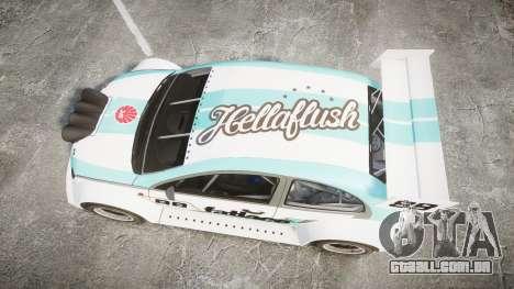 Zenden Cup Fat Lace para GTA 4 vista direita