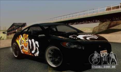 Maibatsu Penumbra 1.0 (HQLM) para o motor de GTA San Andreas