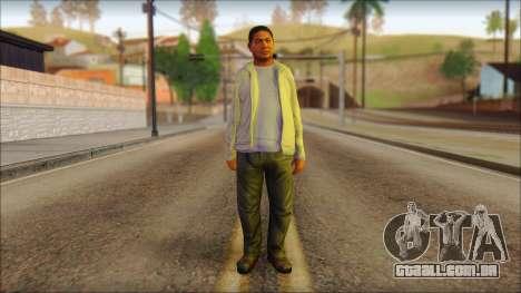 GTA 5 Ped 10 para GTA San Andreas