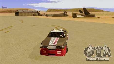 Bright ENB Series v0.1b By McSila para GTA San Andreas segunda tela