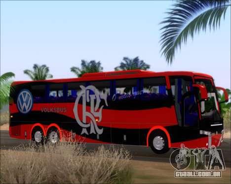 Busscar Elegance 360 C.R.F Flamengo para o motor de GTA San Andreas