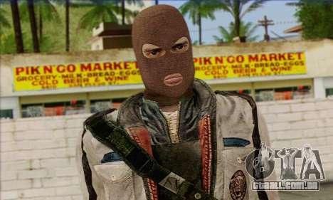 Arctic Avenger (Tactical Intervention) v2 para GTA San Andreas terceira tela