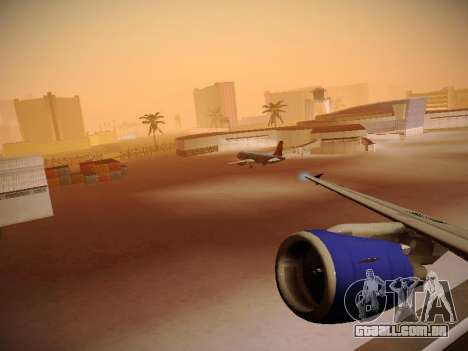 Airbus A320-214 TAM Airlines RIO para as rodas de GTA San Andreas
