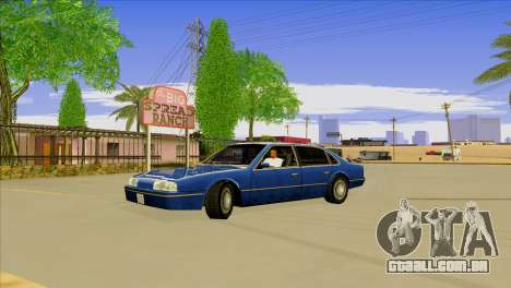 Bright ENB Series v0.1b By McSila para GTA San Andreas terceira tela