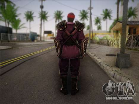 Foot Soldier Elite v2 para GTA San Andreas segunda tela