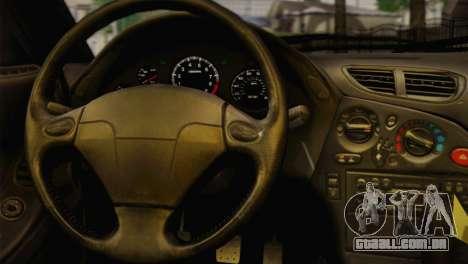 Mazda RX-7 Drift para GTA San Andreas traseira esquerda vista