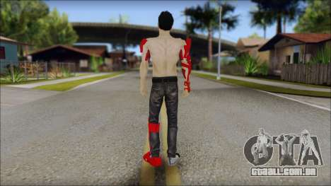 Stark Meshmod para GTA San Andreas segunda tela