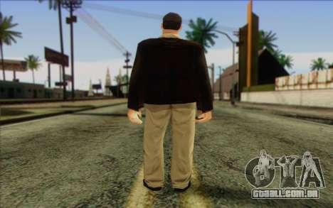 Russian Cats II Skin 2 para GTA San Andreas segunda tela