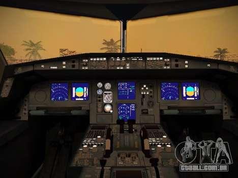 Airbus A340-600 Hainan Airlines para o motor de GTA San Andreas