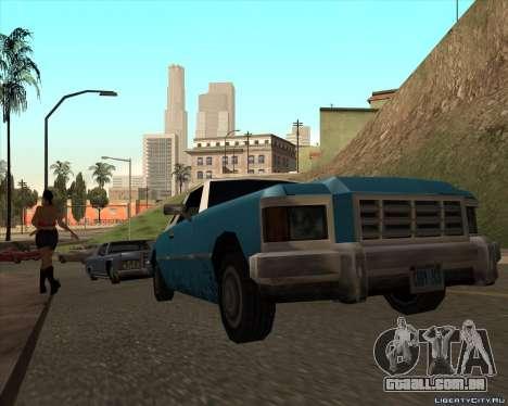 Idaho para GTA San Andreas