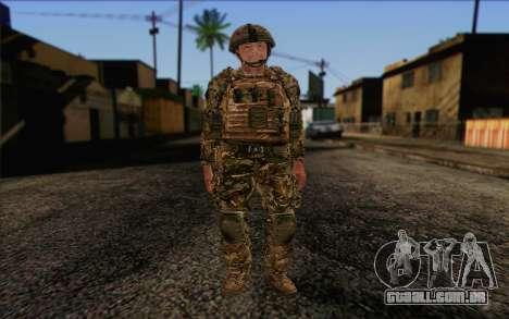 Soldados britânicos (ArmA II: BAF) v3 para GTA San Andreas