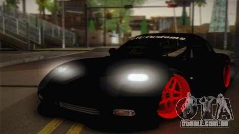 Mazda RX-7 Drift para GTA San Andreas