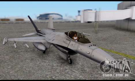 P-996 Lazer from GTA 5 para GTA San Andreas