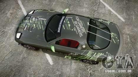 Mazda RX-7 Razer para GTA 4 vista direita