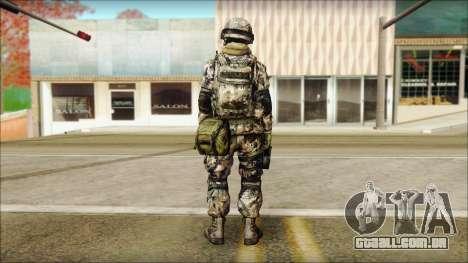 STG from PLA v3 para GTA San Andreas segunda tela
