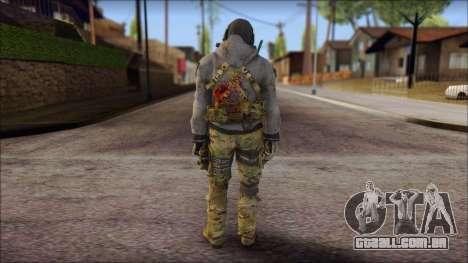 Australia TD para GTA San Andreas segunda tela
