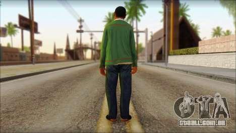 GTA 5 Ped 11 para GTA San Andreas segunda tela