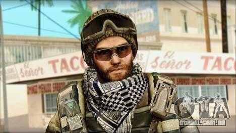 Veterano (M) v1 para GTA San Andreas terceira tela