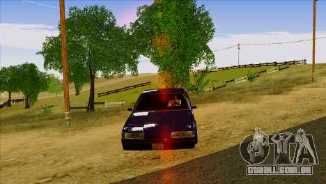 Bright ENB Series v0.1b By McSila para GTA San Andreas sexta tela
