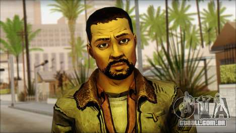 Lee Everett para GTA San Andreas terceira tela