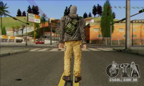 Arctic Avenger (Tactical Intervention) v1 para GTA San Andreas