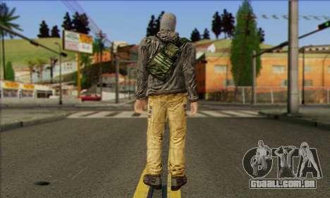 Arctic Avenger (Tactical Intervention) v1 para GTA San Andreas segunda tela