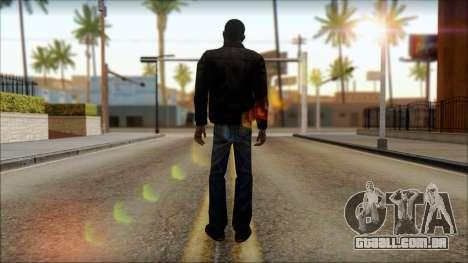 Lee Everett para GTA San Andreas segunda tela