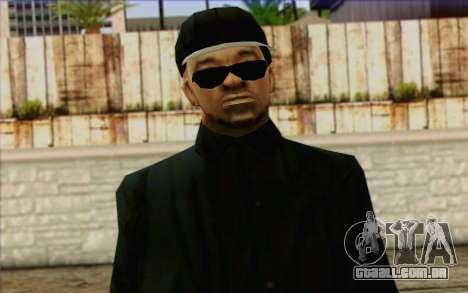 N.W.A Skin 5 para GTA San Andreas terceira tela