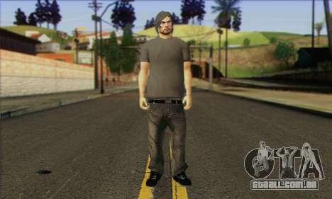 Transeunte (PESSOAL) para GTA San Andreas