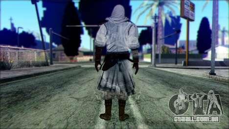 Sentinel from Assassins Creed para GTA San Andreas segunda tela