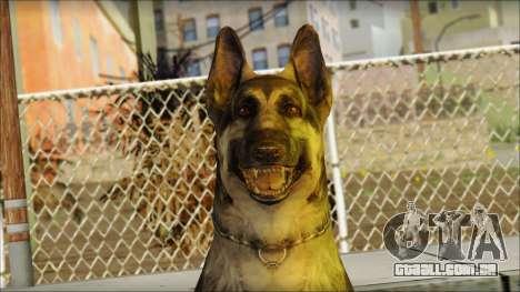 Dog Skin v1 para GTA San Andreas terceira tela