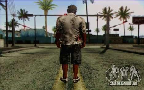 Keith Ramsey v2 para GTA San Andreas segunda tela