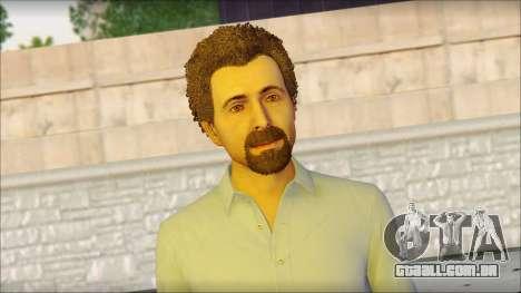 Fried Lander para GTA San Andreas terceira tela