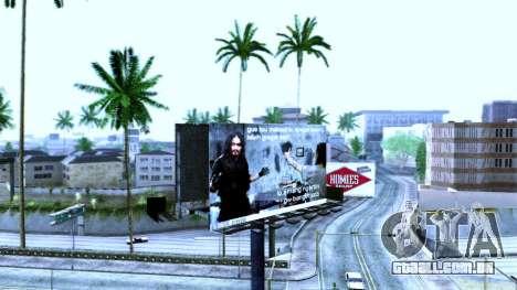Grand ENB para PC Fraco para GTA San Andreas