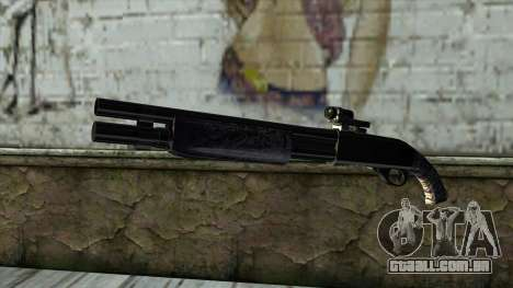 PurpleX Shotgun para GTA San Andreas