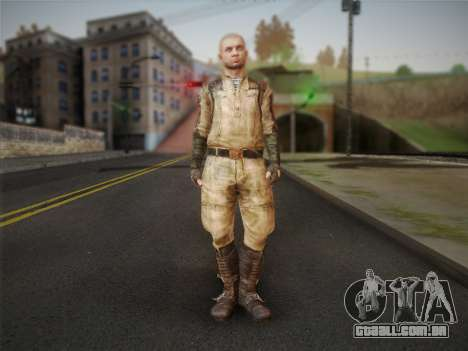 Paulo (Metro Last Light) para GTA San Andreas