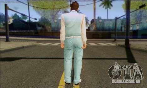 Cris Formage from GTA 5 para GTA San Andreas segunda tela