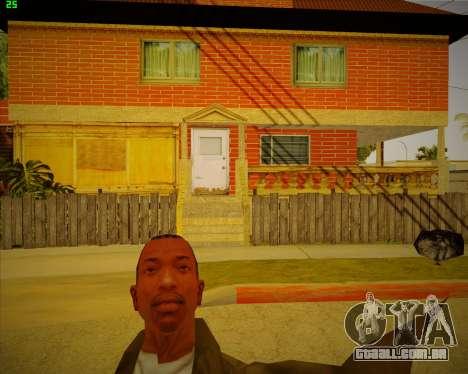 Atualizado casa do CJ para GTA San Andreas
