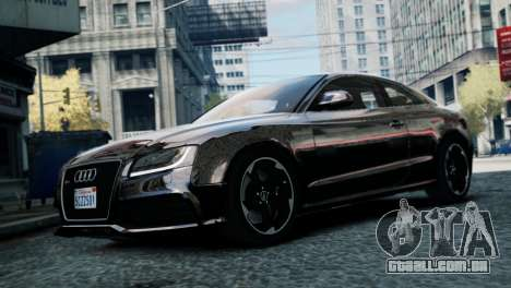 Audi RS5 2011 para GTA 4