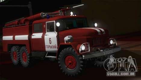 ZIL 131 - AC para GTA San Andreas