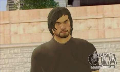 Transeunte (PESSOAL) para GTA San Andreas terceira tela