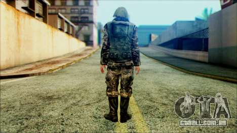 Soldado SA (WIC) para GTA San Andreas segunda tela